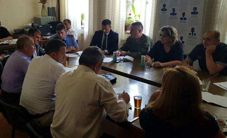 Këshilli Komunal për Siguri në Bashkësi në Dragash ka mbajtur mbledhjen e rradhës të këtij viti