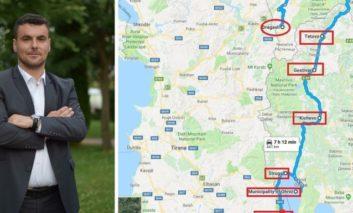Laurat Krasniqi i Vetëvendosjes refuzon vizitat: Në vende turistike nuk mund të bëhet studim