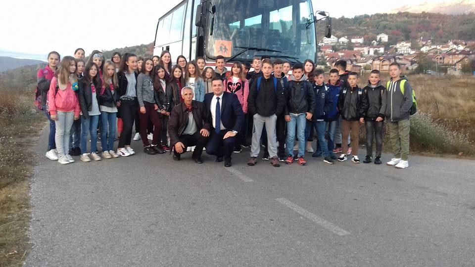Drejtoria e Arsimit në Dragash gjithmonë në mbështetje të nxënësve