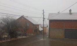 Ditët në vijim më ftohtë, në fundjavë priten reshje shiu dhe bore