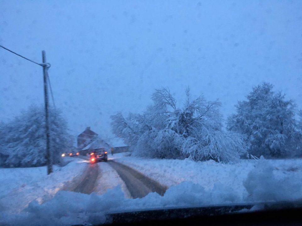 Rruga e papastruar nga Prizreni për në Opojë