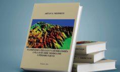 """Artan Mehmeti boton librin """"Vlerësimi i pellgut ujëmbledhës i Pllavës dhe modelimi i përmbytjeve"""""""