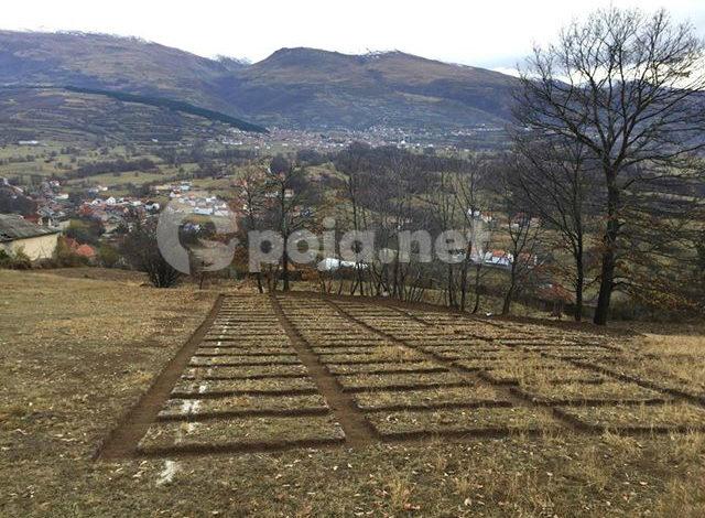 Varrezat e reja të fshatit Zgatar të rregulluara me plan urbanistik