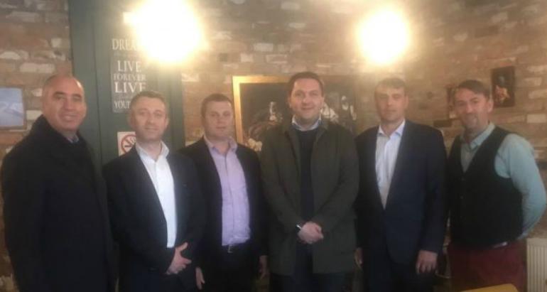 Bashkëpunim ndërkufitar ndermjet Dragashit dhe Vrapçishtit nga Maqedonia Veriore