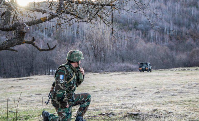 Ushtrime të KFOR-it në Dragash