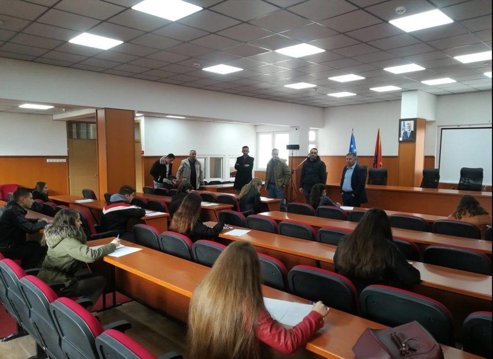 Mbahën garat e fizikanëve të rinj në Dragash