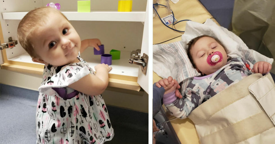 2-year-old warrior beats stage 4 cancer after 450 days of grueling treatments