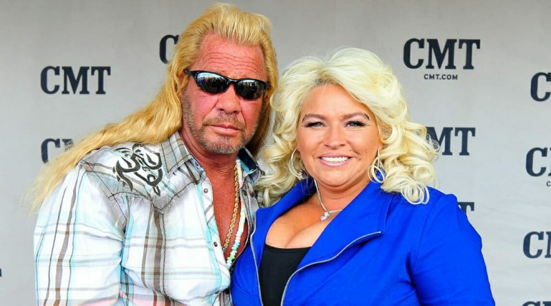 Dog the Bounty Hunter gives touching update on wife Beth's aims as she battles cancer