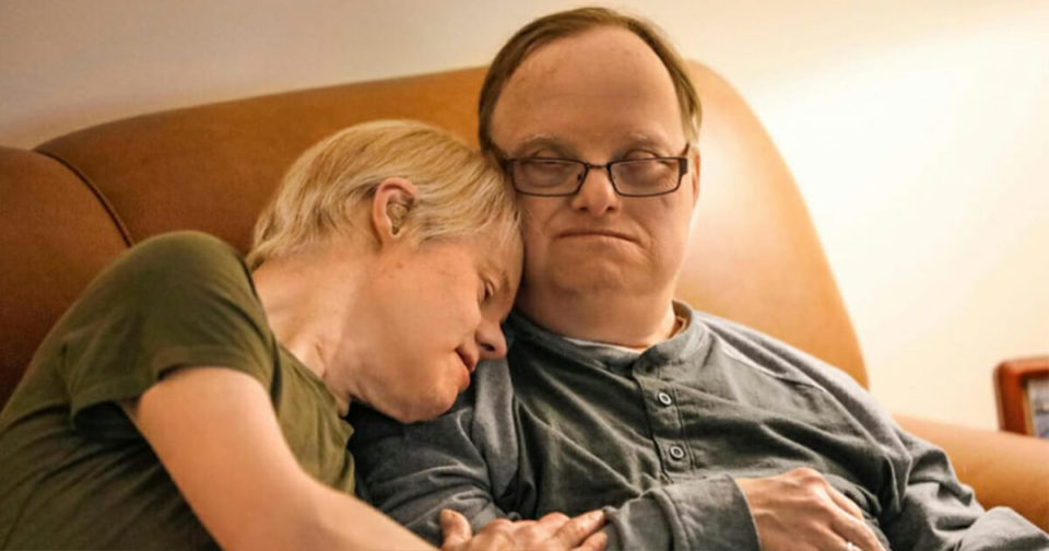 Tragic update on married couple with Down's syndrome who loved each other unconditionally for 25 years