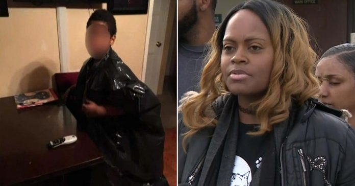 Mom Furious After Teacher Forces 8-Year-Old To Pee In Front Of Whole Class In Trash Can