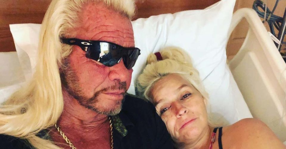 Update: Beth Chapman rushed to hospital with serious breathing difficulties amidst cancer battle
