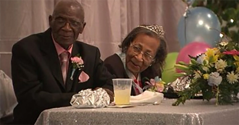 Couple married for over 80 years says no secret to long life together: 'Just be nice to each other'