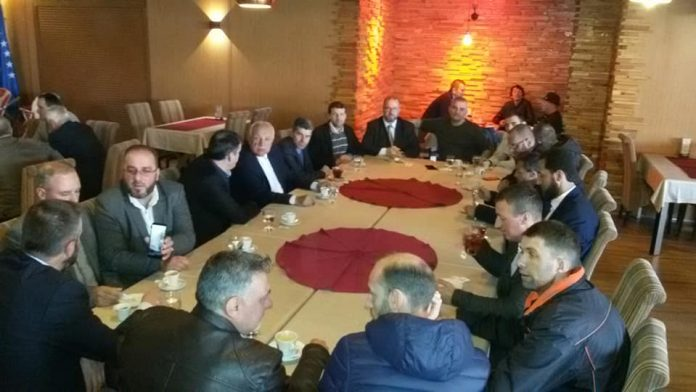 Takim mes imamëve të KBI-së në Dragash, prezentë ishte ish sekretari i BIK Resul ef.Rexhepi