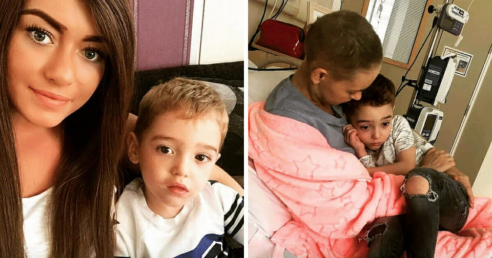 26-year-old mom dies after long, tough battle with rare cancer – leaves behind a 6-year-old son