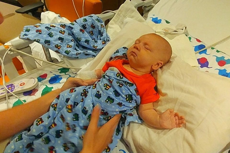 7-month-old baby diagnosed with rare disease with no known cure – needs all our prayers