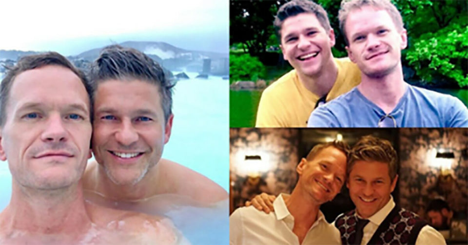 Neil Patrick Harris celebrates 15th anniversary with his husband – shows us all what true love is
