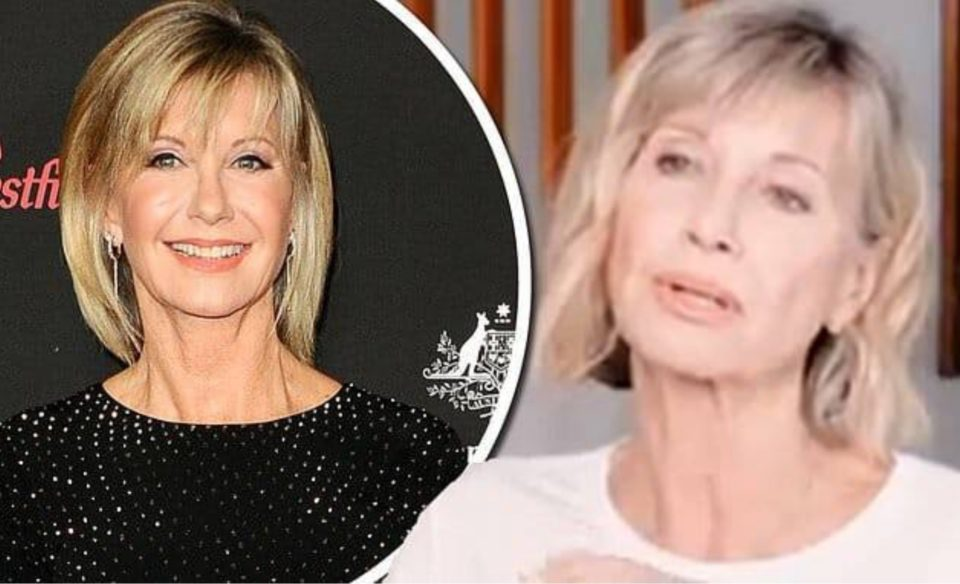 Olivia Newton-John, 70, reveals battling cancer for third time has changed her view of death