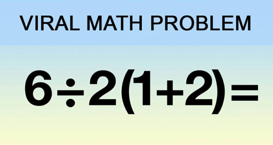 Millions have tried this math puzzle and so many have failed: Can you handle the challenge?