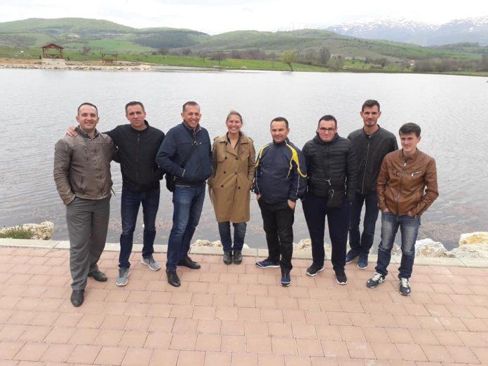 Ciceronët e ardhshëm nga Komuna e Dragashit vizituan disa nga vendet turistike në Komunën e Dragashit