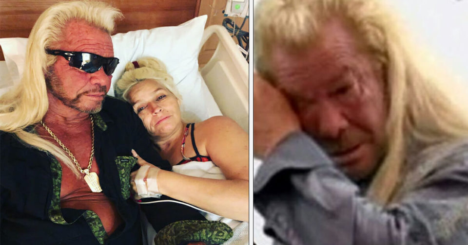Beth Chapman put in medically induced coma as she battles