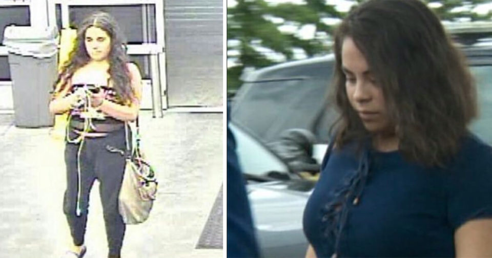 Update: Woman charged after camera catches her urinating on potatoes