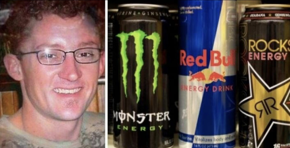Mom is heartbroken after 35-year-old son dies from guzzling 4 energy drinks per day