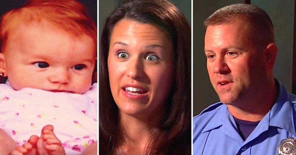 Firefighter arrives to help woman give birth, and doesn't know he delivered his future daughter