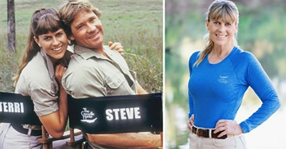 Steve Irwin's wife Terri opens up about why she never dated since Steve Irwin's death over a decade