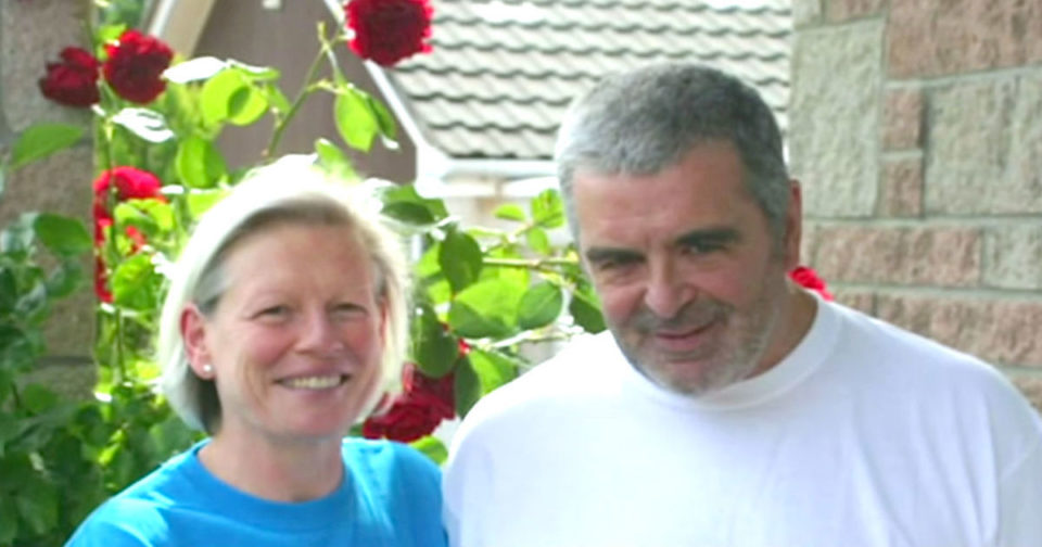 Wife noticed strange smell before husband's Parkinson's diagnosis