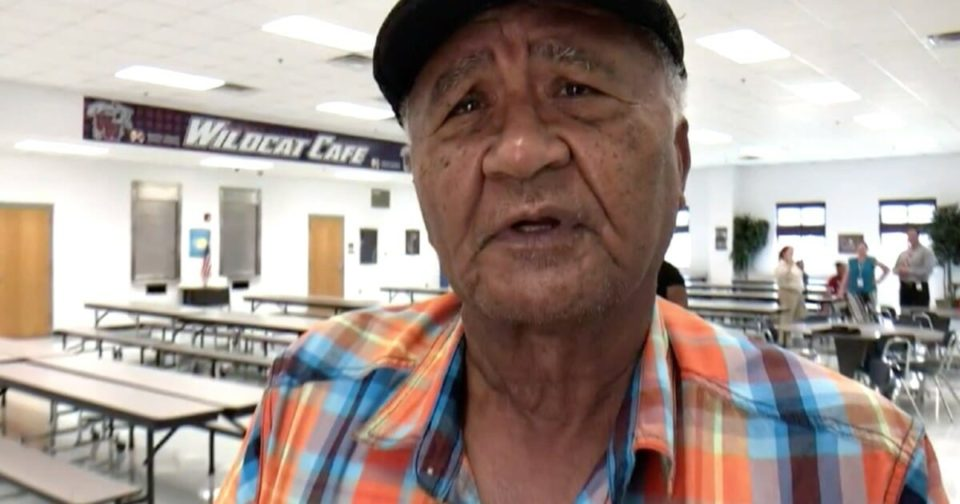81-year-old custodian unqualified for promotion because he didn't have a high school degree