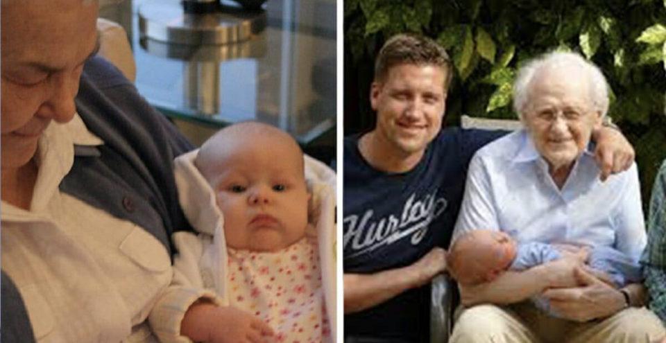 Grandparents who babysit Grandkids live longer – new study conculdes