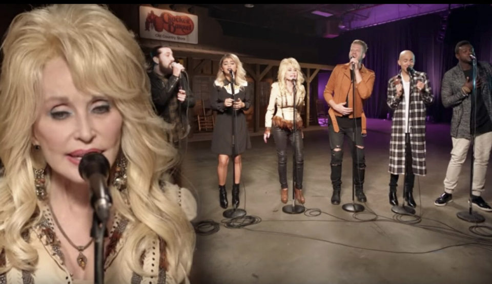 Pentatonix joins Dolly Parton and 'Jolene' changed forever – have you heard their masterpiece yet?