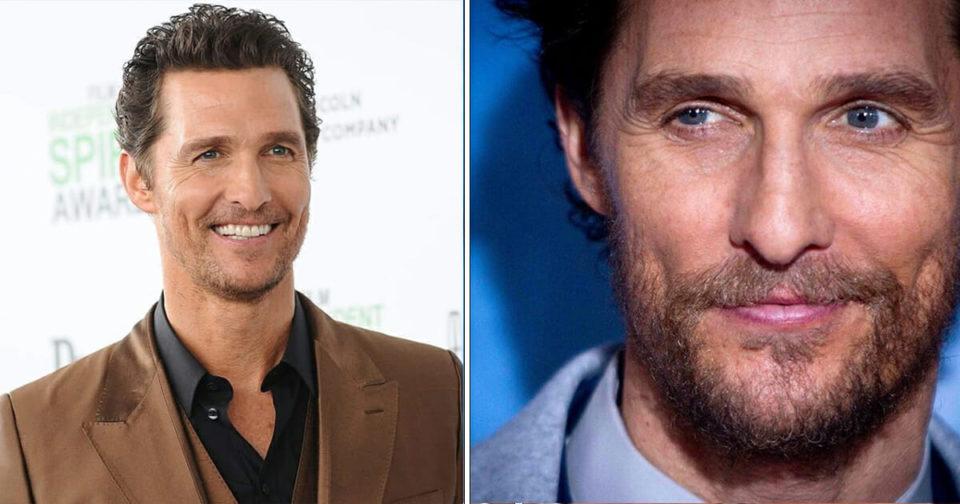 Matthew McConaughey promoted to university professor – help us congratulate him