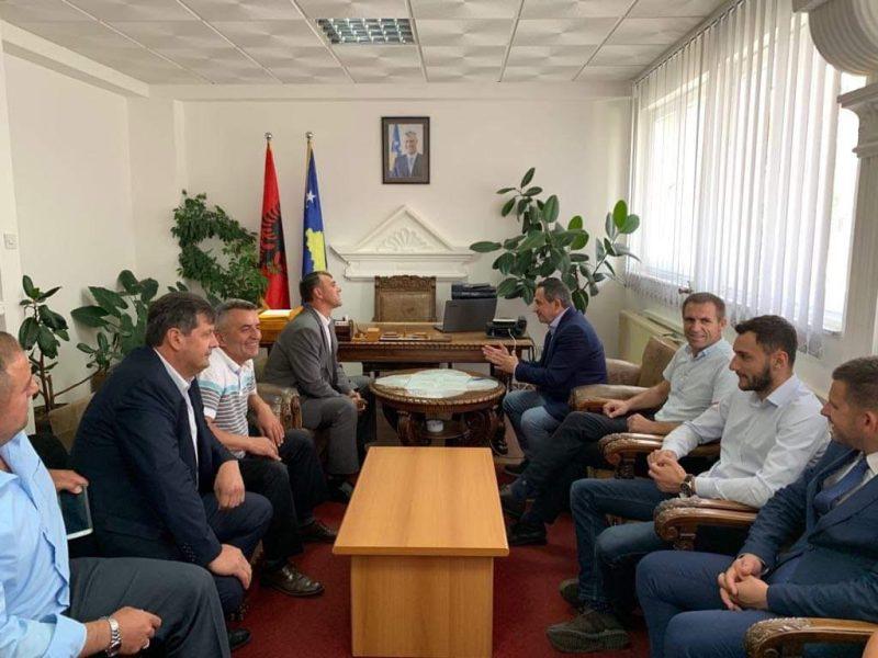 MMPH-ja investon 560 mijë euro në Dragash