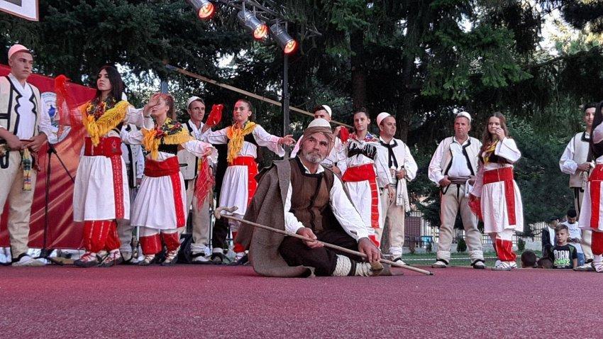 """Opoja dhe Edicioni i parë i festivalit folklorik-burimor  """"Opoja vallëzon"""""""