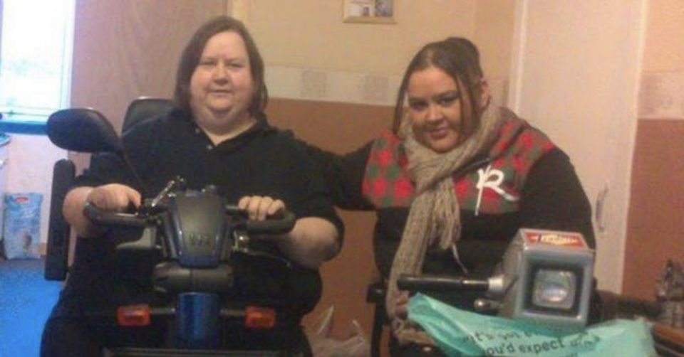 Mother And Daughter: 'We'd Rather Be Fat On Benefits Than Thin And Working'