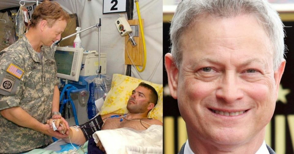 Gary Sinise celebrates 25 years of advocacy for US veterans – let's give him the tribute he deserves!
