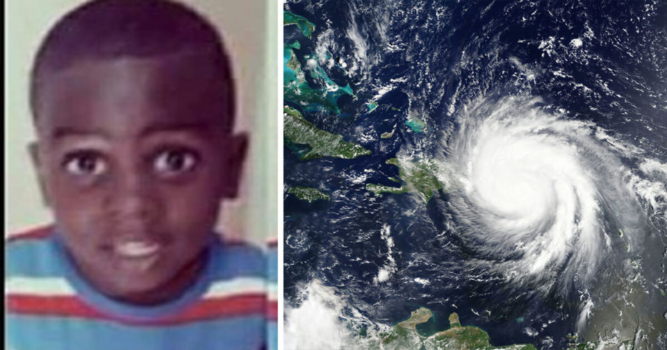 Update: 8-year-old boy as first death at hand of Hurricane Dorian – Rest in peace