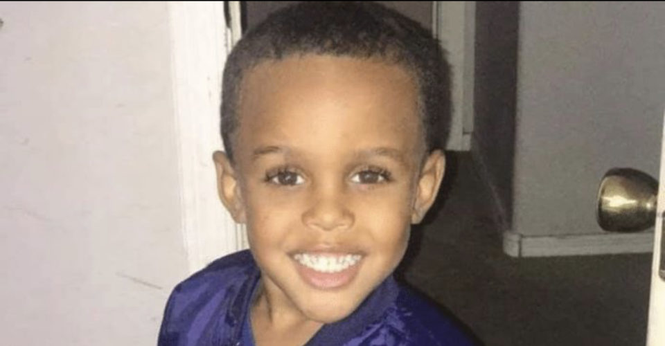 5-year-old boy hit by truck after getting off school bus has died