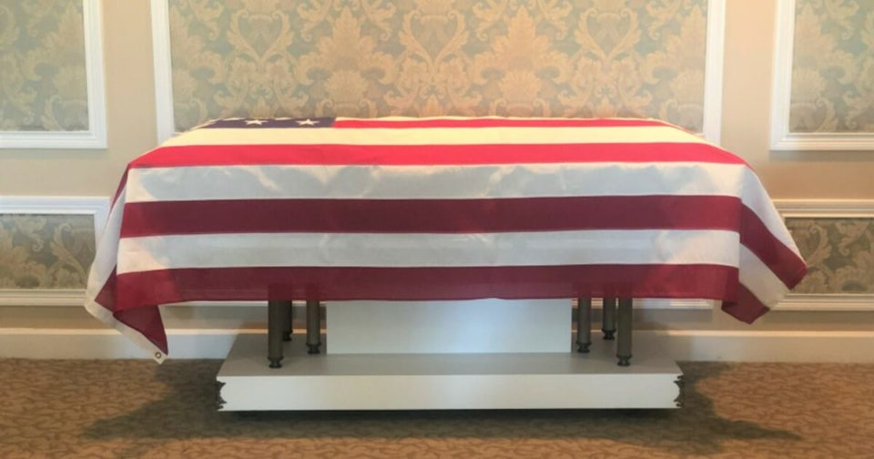 REST IN PEACE: Air Force veteran with no family or friends to be laid to rest in Nashville