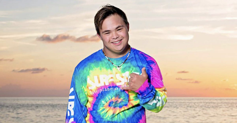 16-year-old teen becomes first ever Down syndrome model for beachwear company – let's hear it for him!