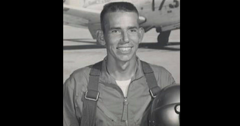 Navy pilot comes home to family, 50 years after he vanished in Vietnam