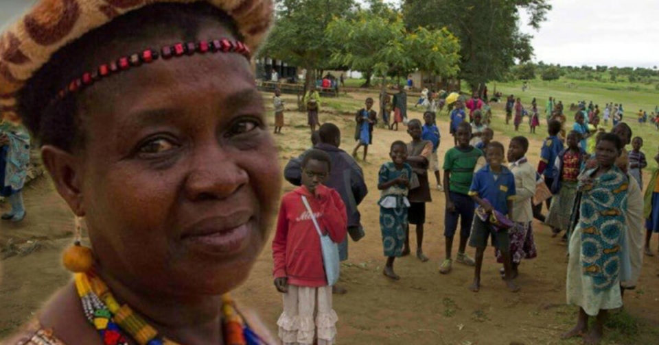 Female chief rises to power, annuls 850 child marriages and sends girls back to school