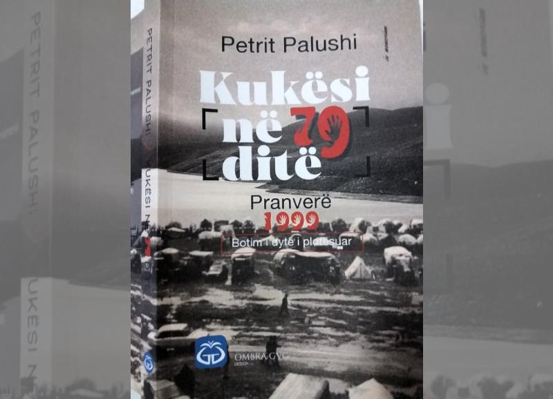 79 ditët e Kukësit, 20 vjet më pas, në ditarin e shkrimtarit Petrit Palushi