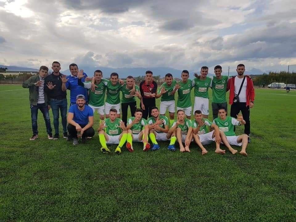 KF Opoja fiton ndeshjën kundër KF Korenicës me rrezultat bindës