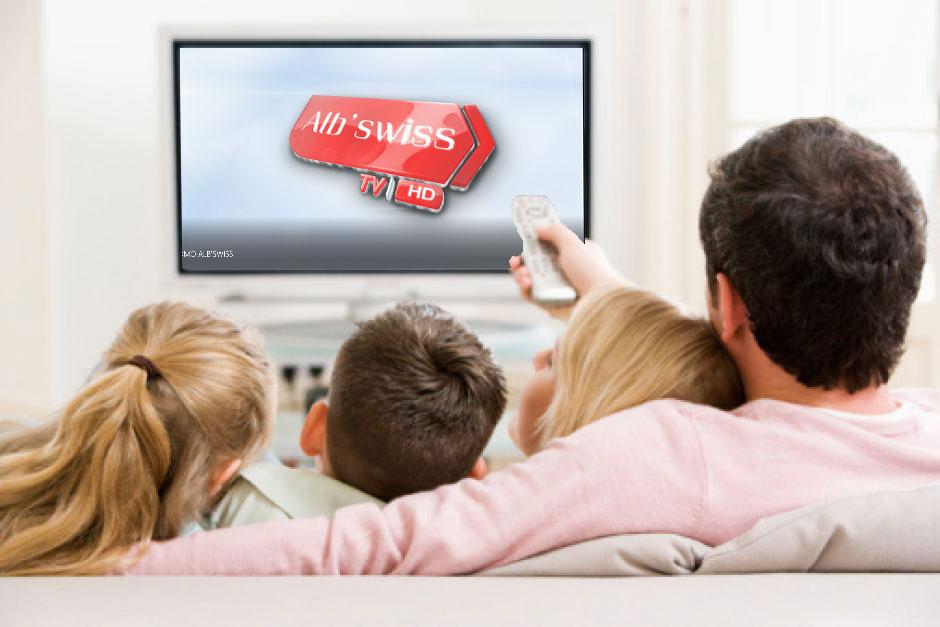 Alb'swiss, televizioni që ka zgjeruar transmetimin në shumë platforma online dhe ato kabllore