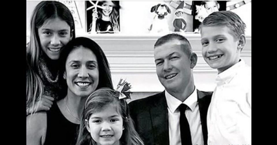 "Husband of coach who died alongside Kobe Bryant breaks down: ""I got 3 small kids and no mom"""