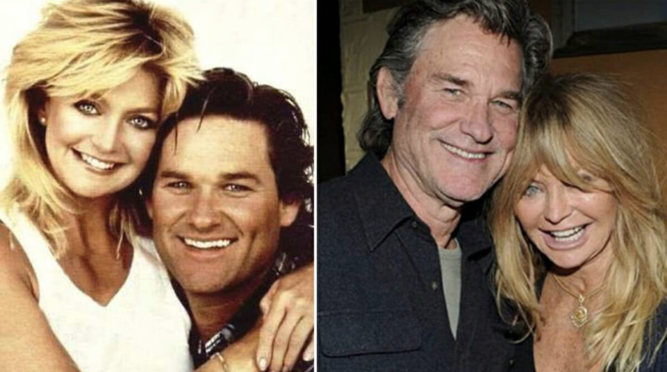 Kurt Russell and Goldie Hawn celebrating 37 years of happiness – let's congratulate this lovely couple!