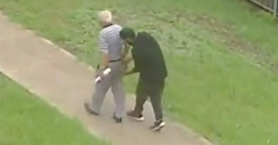 Shockingly low act: 89-year-old man followed from ATM and robbed by 'homeless' man