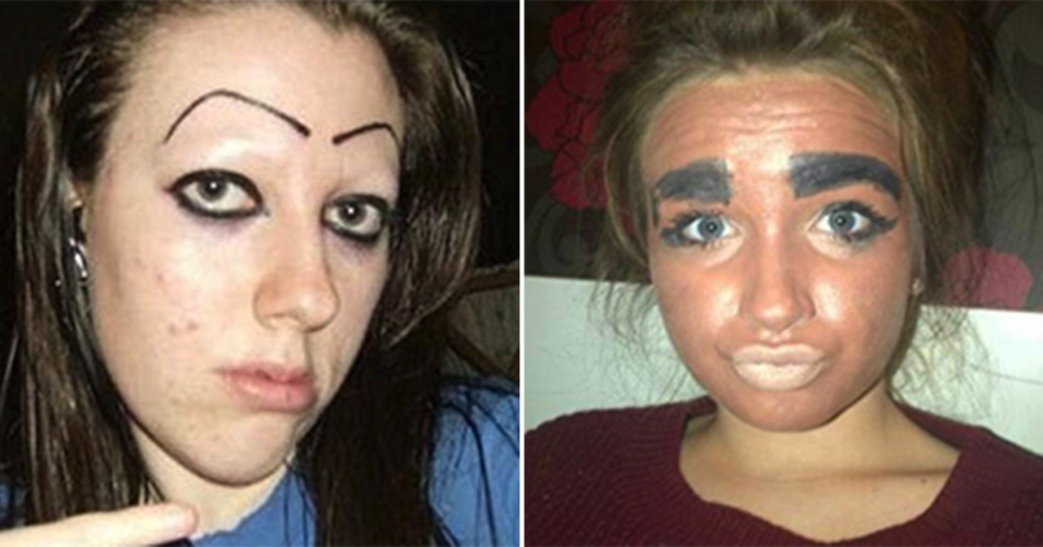 16 people who took their eyebrows to the next level
